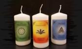 Symbol-Mini-Kerzen