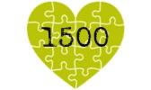 1500 Teile
