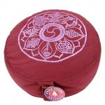 8 Glücksverheißende Symbole Meditationskissen