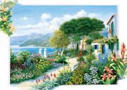 Coastline Town - 1500 Teile Puzzle