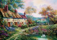 Spring Garden - 1500 Teile Puzzle