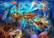 Aqua City - 1000 Teile Puzzle