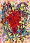 Passion Flower - 1500 Teile Puzzle