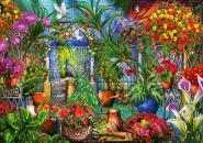 Tropical Green House - 1000 Teile Puzzle
