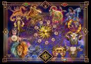 Zodiac Montage - 1000 Teile Puzzle