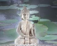 *Buddha sitzend*