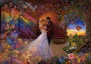 Fairy Wedding - 1000 Teile Puzzle