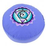 Halschakra Meditationskissen