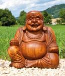 *Happy Buddha sitzend*