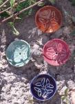 Runder Keramikhalter