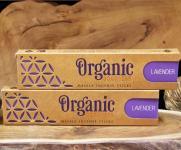 Lavendel Organic Räucherstäbchen