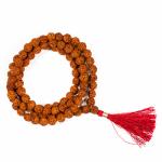Mala Rudraksha 108 Perlen