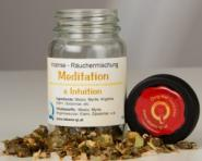 Meditation & Intuition – Räuchermischung