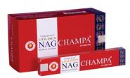 Golden Nag Champa Räucherstäbchen