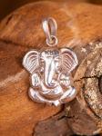 Ganesha Silber-Anhänger
