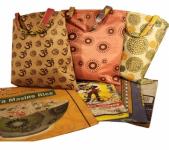 Recyclete Reis-Textil-Tasche