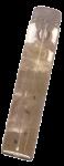 Phiole mit Rosenquarz und 432 hz Nanofrequenzkristallen