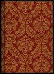 Rudolph in Rot/Gelb - Notizbuch