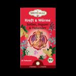 Kraft & Wärme - Wurzelchakra Tee