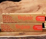 Drachenblut Organic Räucherstäbchen