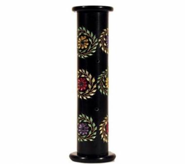 Räuchersäule Blumen-Mandala