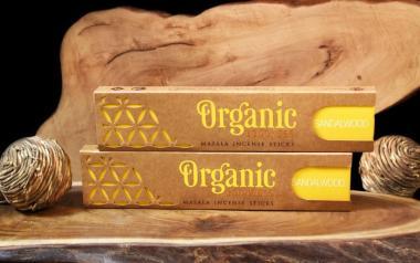 Sandelholz Organic Räucherstäbchen