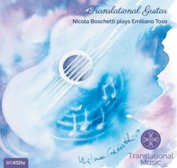 Translational Guitar - Audio CD