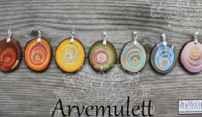 7 Chakra Arvemulett