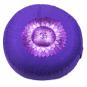 Kronenchakra Meditationskissen violett