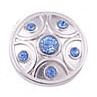 Strass blau EasyButton
