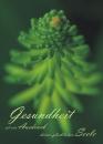 Gesundheit - Chakra-Seelen-Faltkarte