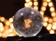 Aktivator Bergkristall Kugel